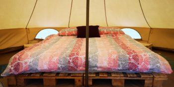 Standard Glamp Bell Tent